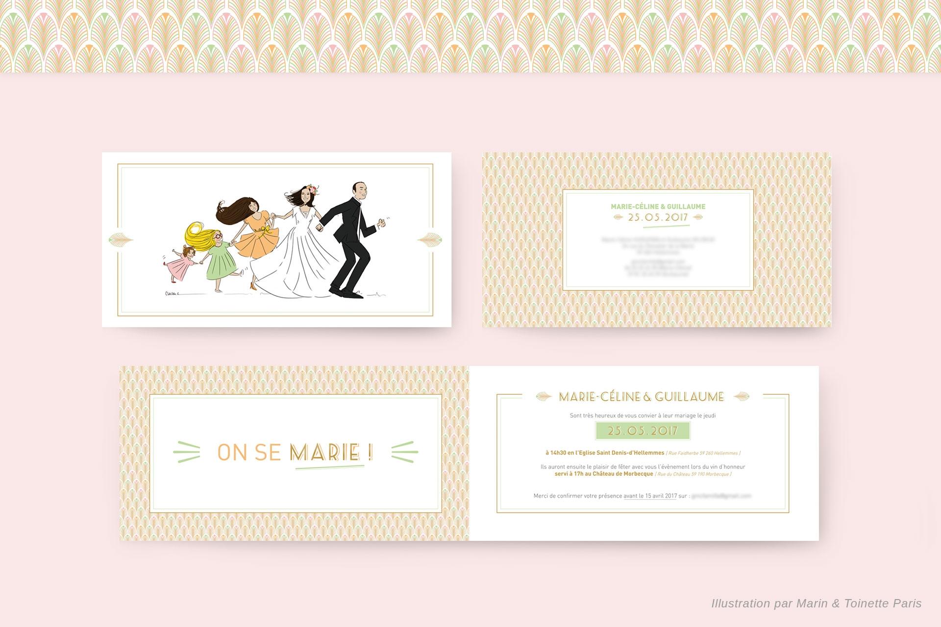 particuliers-creas-faire-part-mariage-mariceceline&guillaume-invitation